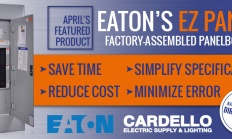 Eatons Ez Panel