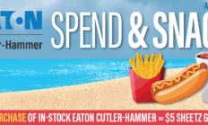 Spend And Snack Slider Image