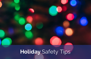 Top 5: Holiday Safety Tips
