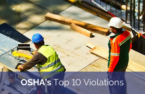 OSHA's Top 10 Safety Violations of 2018
