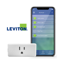 Leviton Decora Smart Wi-Fi Plug-in Outlet