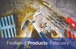Featured Products: February