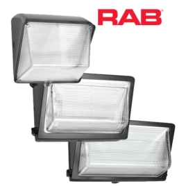 RAB LED Wallpacks