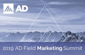 2019 AD Field Marketing Summit