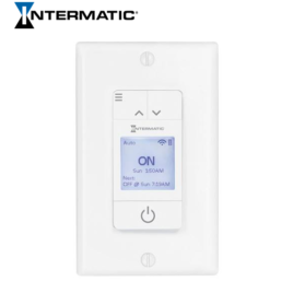 Intermatic Heavy-Duty 7-Day Programmable Wi-Fi Timer