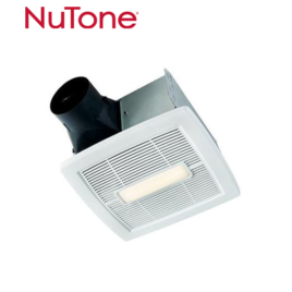 Nutone Invent Series Fan with Light