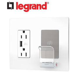 Legrand Radiant Wireless USB