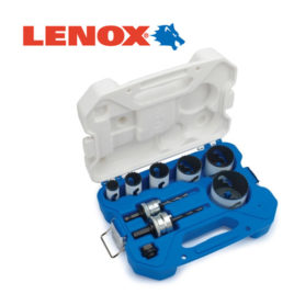 Lenox Electrician's Hole Saw Kit