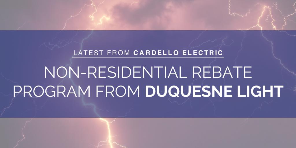 Duquesne Light Rebates