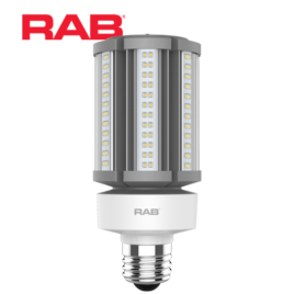 RAB LED Post Top HID Replacement Lamp