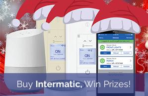 Buy Intermatic, Win Prizes!