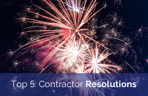 Top 5: Contractor Resolutions