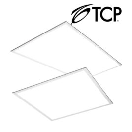 TCP LED Wattage Selectable Flat Panels