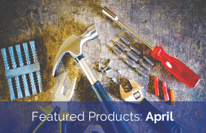 Featured Products: April