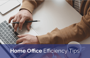 Top 5: Make Your Home Office Energy Efficient