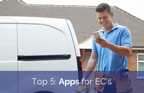 Top 5: Apps for EC's